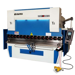 CNC Electric Hydraulic Press Brake Machine with DA-52S